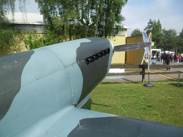 Flugtag auf dem Liliental Fluggelände in Speyer Lachendorf. Sam_4515