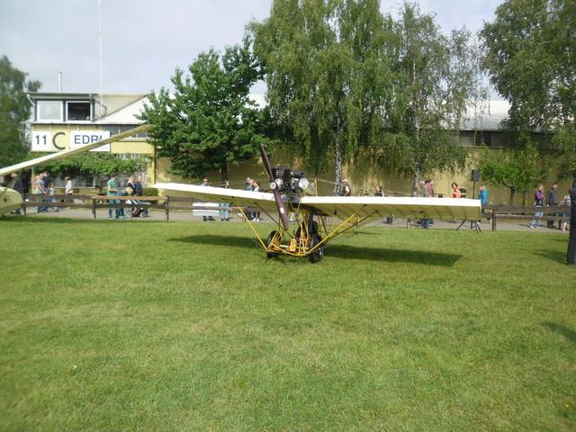 Flugtag auf dem Liliental Fluggelände in Speyer Lachendorf. Sam_4537