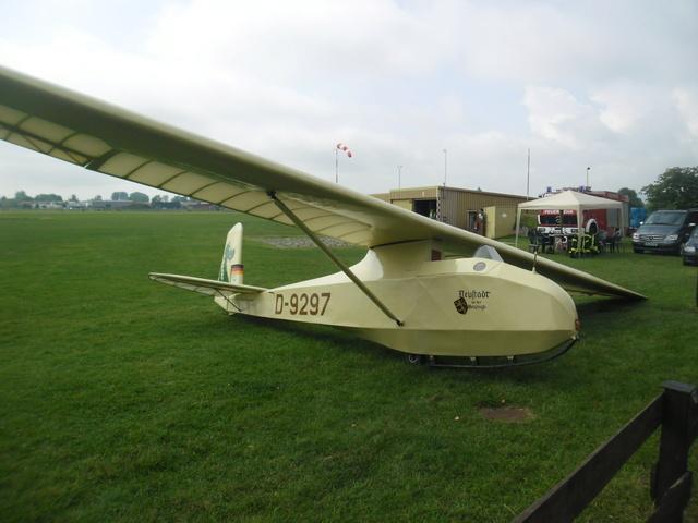 Flugtag auf dem Liliental Fluggelände in Speyer Lachendorf. Sam_4544