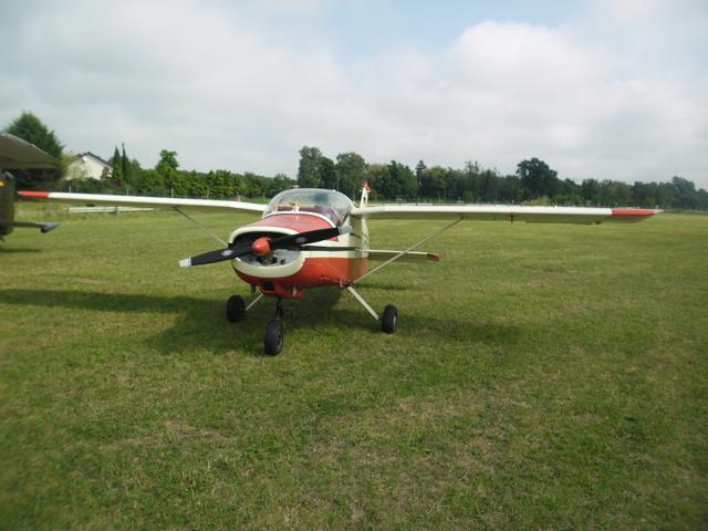 Flugtag auf dem Liliental Fluggelände in Speyer Lachendorf. Sam_4612