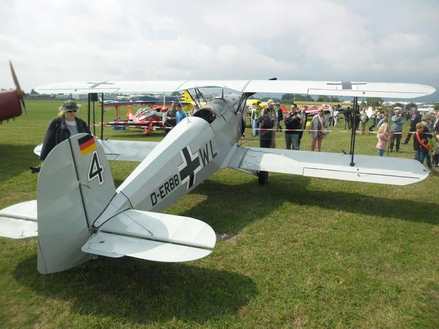 Flugtag auf dem Liliental Fluggelände in Speyer Lachendorf. Sam_4623