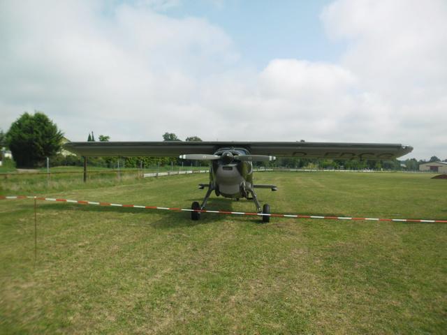 Flugtag auf dem Liliental Fluggelände in Speyer Lachendorf. Sam_4633