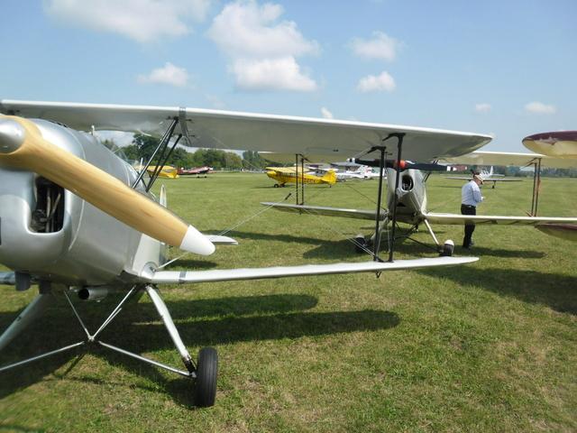 Flugtag auf dem Liliental Fluggelände in Speyer Lachendorf. Sam_4815