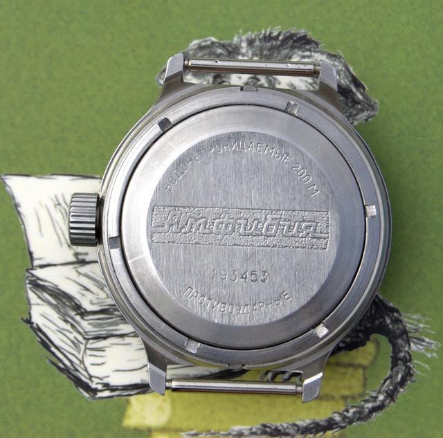[Vendues]Vostok Desert Shield & Vostok Junior Desert12