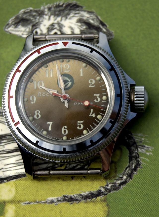 [Vendues]Vostok Desert Shield & Vostok Junior Junior11
