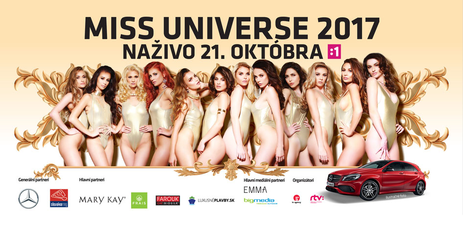 Road to Miss Universe Slovakia 2017 - October 21 Miss2010