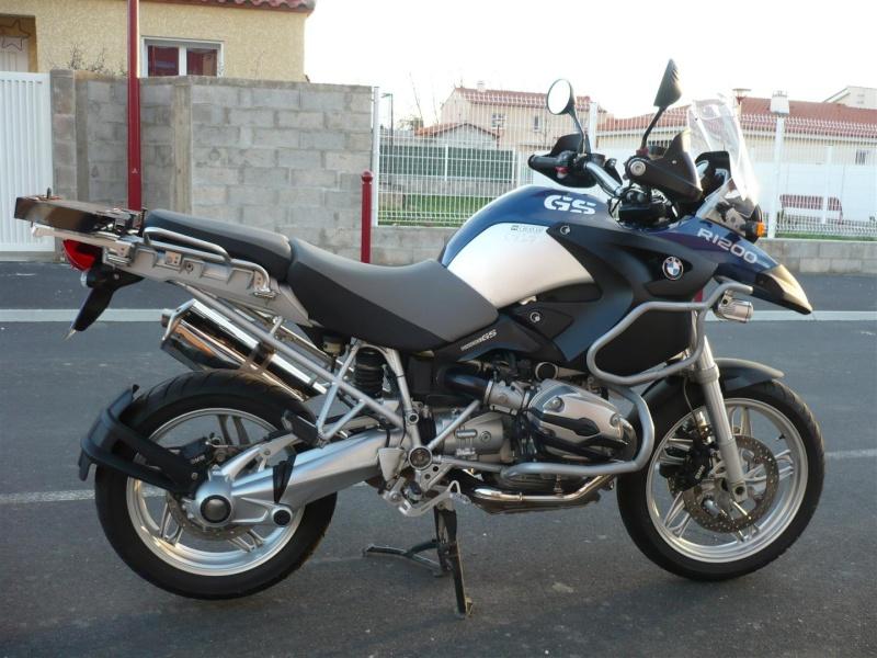 Ma nouvelle 1200 GS de 2007 P1090810