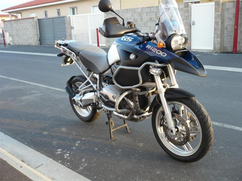 Ma nouvelle 1200 GS de 2007 P1090811