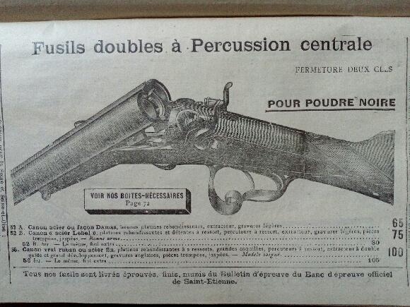 un vieux fusil de chasse acier lebel Img_2012