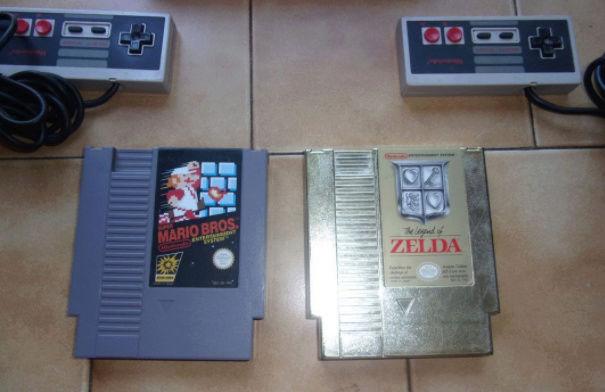 [ESTIMATION] NES + Jeux Captur10