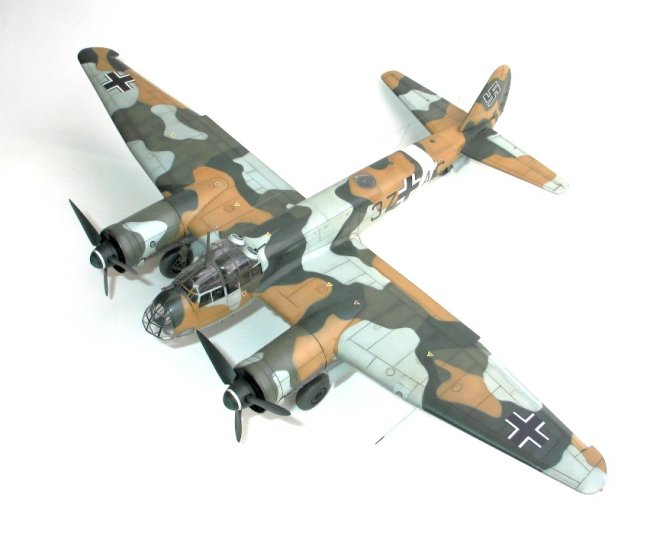 ju 88 A4 dragon 1/48 gerbini 1942 06_210