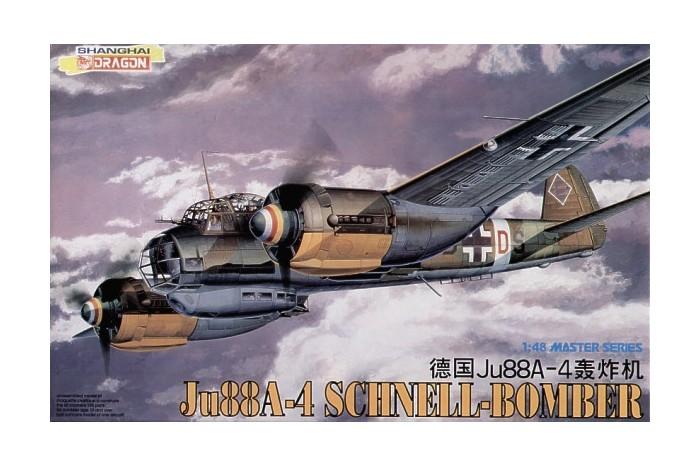 ju 88 A4 dragon 1/48 gerbini 1942 Junker10