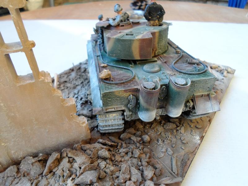 Tigre I pz Abt 102 poche de Falaise tamiya 1/35 Sam_0137