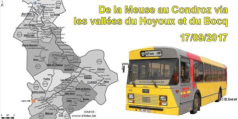 [Excursion] De la Meuse au Condroz via les vallées du Hoyoux et du Bocq - 17/09/2017 2017_015