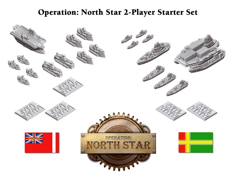 Dystopian Wars Alliance Nation Expansion Dwbb0511