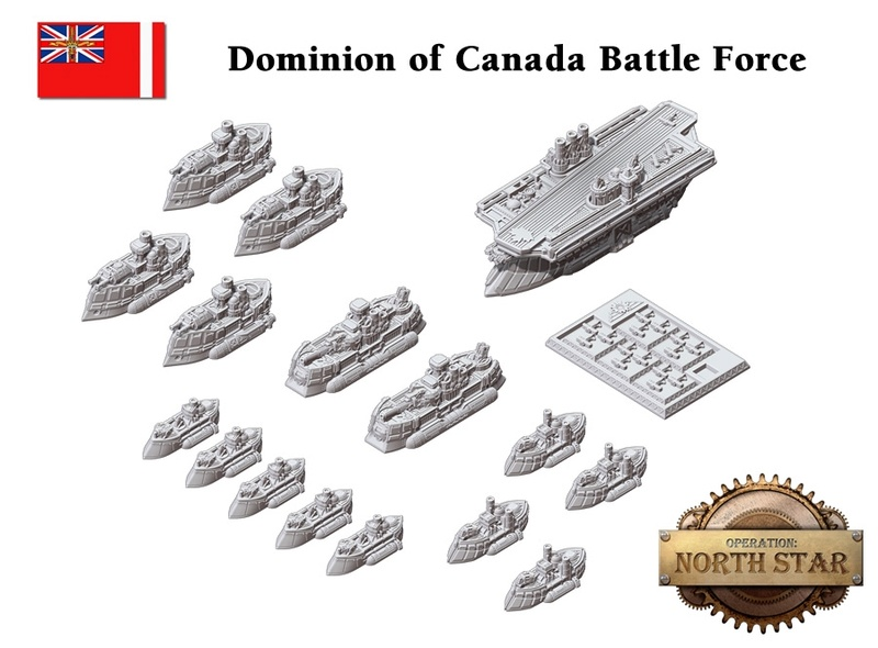 Dystopian Wars Alliance Nation Expansion Dwdc0111