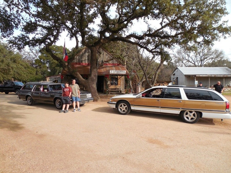 New Father-Son Project Car, 1978 Electra Estate Wagon 10286710
