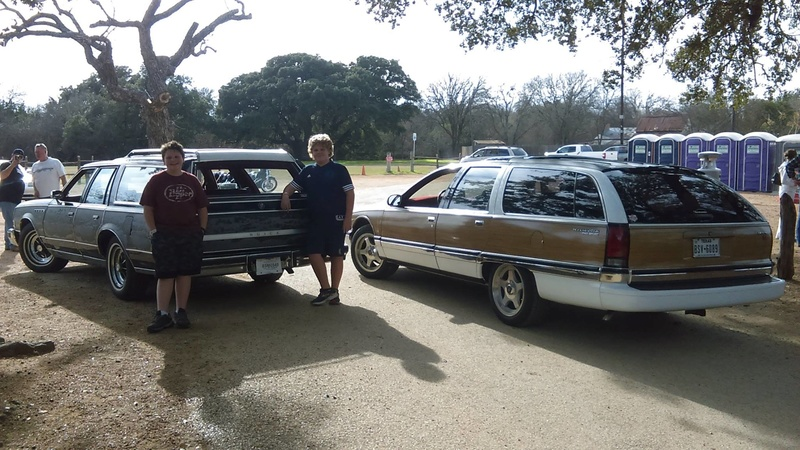 New Father-Son Project Car, 1978 Electra Estate Wagon 12370911