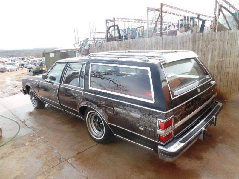New Father-Son Project Car, 1978 Electra Estate Wagon 12400410