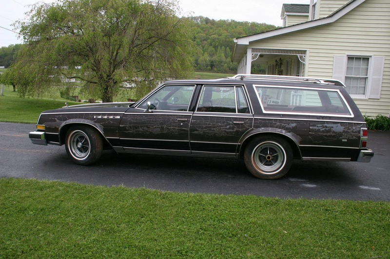 New Father-Son Project Car, 1978 Electra Estate Wagon 12491910