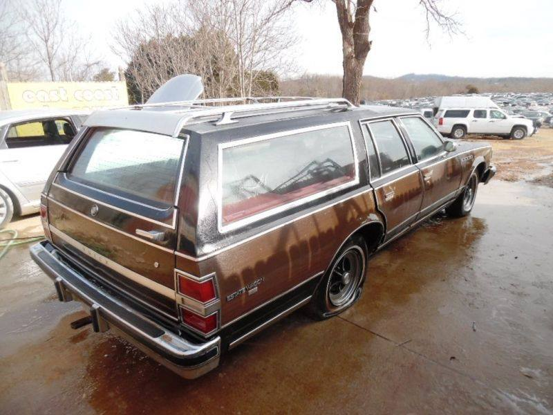 New Father-Son Project Car, 1978 Electra Estate Wagon 12507310