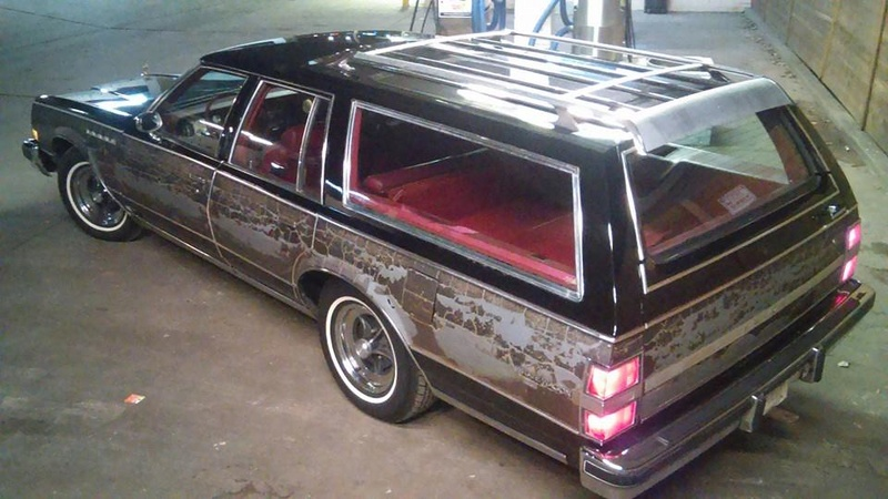 New Father-Son Project Car, 1978 Electra Estate Wagon 12510410