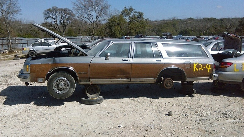 New Father-Son Project Car, 1978 Electra Estate Wagon 12745910
