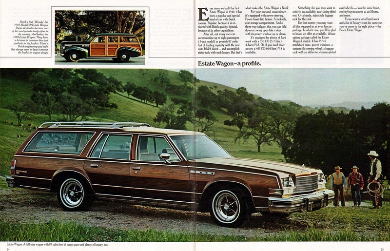 New Father-Son Project Car, 1978 Electra Estate Wagon 12944110