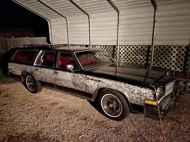 New Father-Son Project Car, 1978 Electra Estate Wagon 16684110