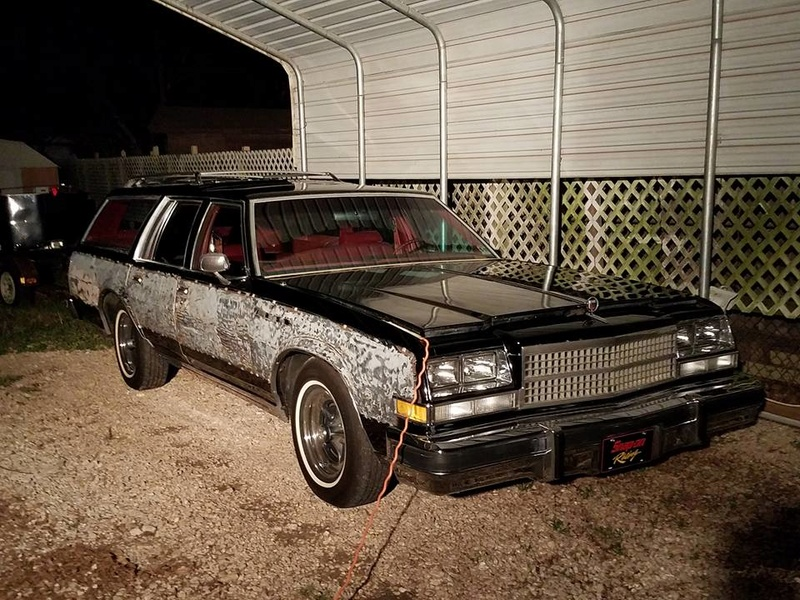 New Father-Son Project Car, 1978 Electra Estate Wagon 16807210