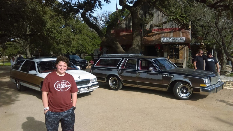 New Father-Son Project Car, 1978 Electra Estate Wagon 19091711