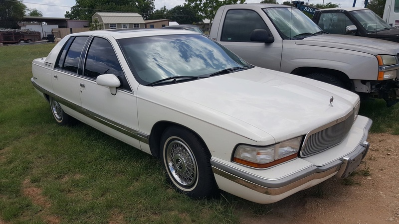 "Such a Deal!?!?!?  ""Garage Find"" '92 Roadmaster Sedan 19182111"