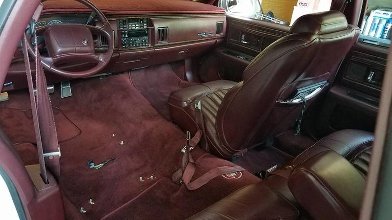 Loose/Rocking Driver's Seat?   Worn Track? 19894910