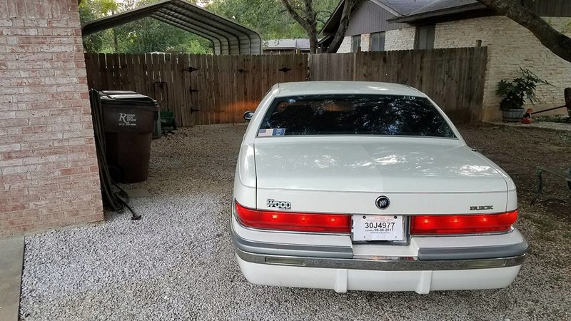 "Such a Deal!?!?!?  ""Garage Find"" '92 Roadmaster Sedan 20431212"