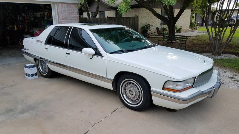 "Such a Deal!?!?!?  ""Garage Find"" '92 Roadmaster Sedan 20621210"