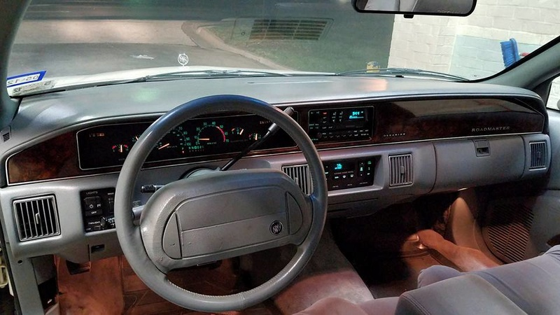 "Such a Deal!?!?!?  ""Garage Find"" '92 Roadmaster Sedan 20621211"
