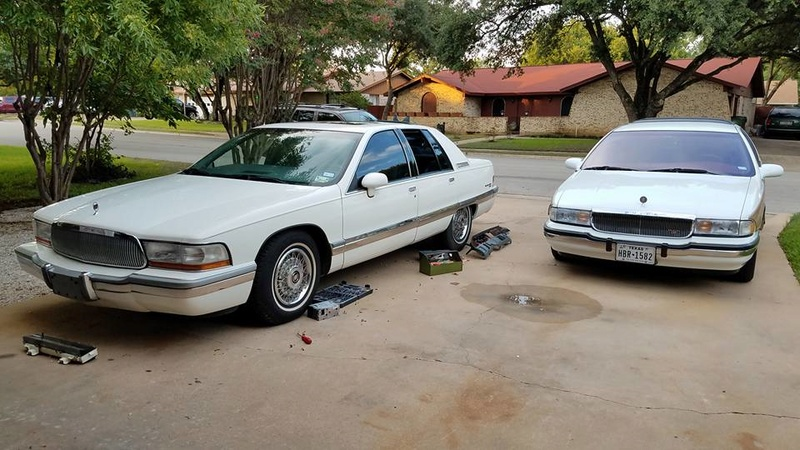 "Such a Deal!?!?!?  ""Garage Find"" '92 Roadmaster Sedan 20622010"