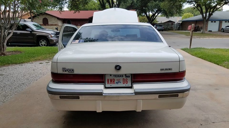 "Such a Deal!?!?!?  ""Garage Find"" '92 Roadmaster Sedan 20638510"