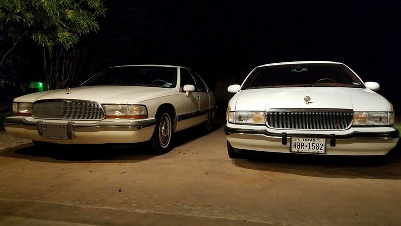 "Such a Deal!?!?!?  ""Garage Find"" '92 Roadmaster Sedan 20638911"