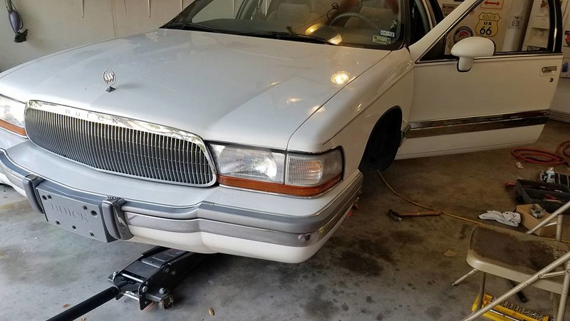 "Such a Deal!?!?!?  ""Garage Find"" '92 Roadmaster Sedan 20707913"