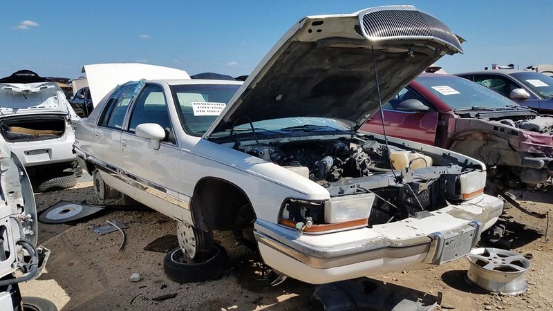 "Such a Deal!?!?!?  ""Garage Find"" '92 Roadmaster Sedan 20882710"