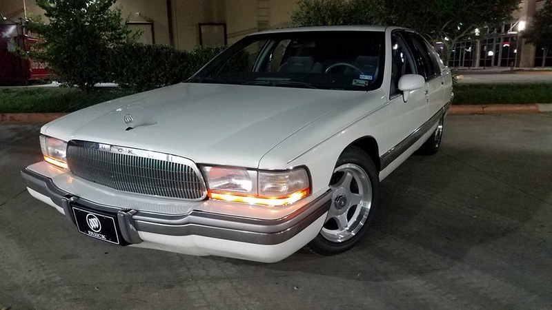 "Such a Deal!?!?!?  ""Garage Find"" '92 Roadmaster Sedan 21317513"