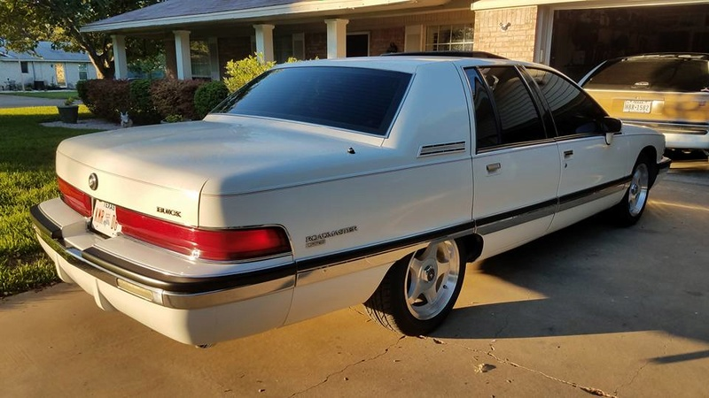 "Such a Deal!?!?!?  ""Garage Find"" '92 Roadmaster Sedan 21317515"