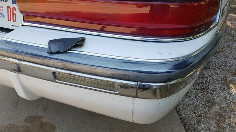 "Such a Deal!?!?!?  ""Garage Find"" '92 Roadmaster Sedan 21371313"