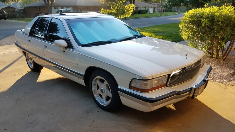 "Such a Deal!?!?!?  ""Garage Find"" '92 Roadmaster Sedan 21430412"