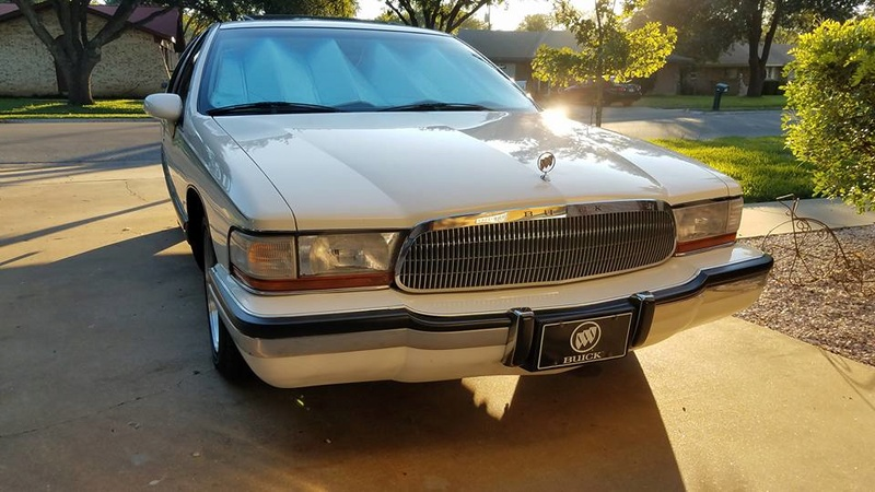 "Such a Deal!?!?!?  ""Garage Find"" '92 Roadmaster Sedan 21432810"