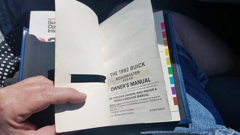 """Such a Deal!?!?!?  """"Garage Find"""" '92 Roadmaster Sedan - Page 2 21557711"""