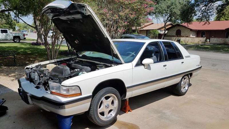 """Such a Deal!?!?!?  """"Garage Find"""" '92 Roadmaster Sedan - Page 2 22008310"""