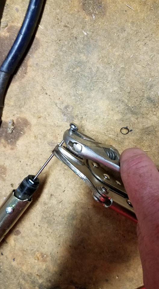 Power Antenna Mast Cable Repalcement Steps 22045910