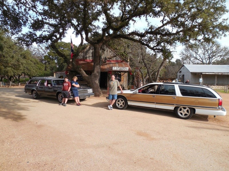 New Father-Son Project Car, 1978 Electra Estate Wagon 92065610